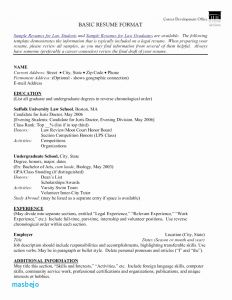 Accounts Receivable Resume Template - Accounts Payable Certification Sample Accounts Receivable Resume