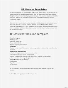 Acting Resume Template Pdf - How to Make Resume for Job for Freshers Sample Pdf Examples Sales