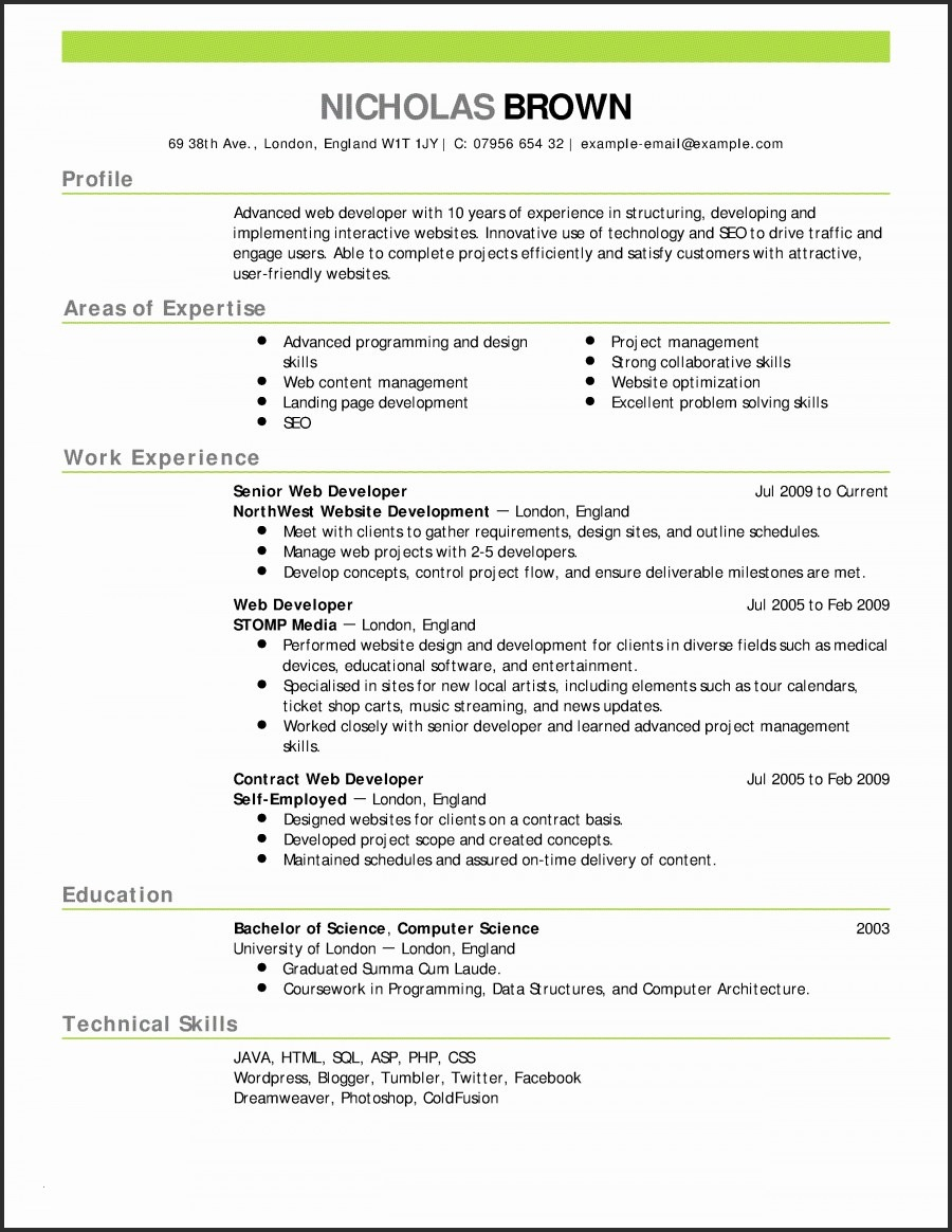 airline pilot resume template Collection-Resume Templates Acting Resume Example Elegant Professional Job Resume Template Od Pilot Resume Template 10-g