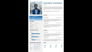 Andrew Lacivita Resume Template - How to Make A Resume Cv with Ms Word Free Doc Pdf Advanced Cv