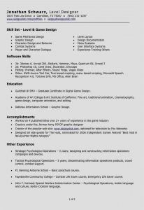 Animator Resume Template - 17 Templates & Samples Cover Letter Resume Examples Free Resume