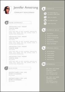 Apple Resume Template - Apple Pages Resume Template New Apple Pages Resume Templates Cv
