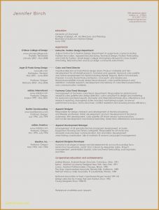 Architecture Resume Template - Sample Architect Resume New Sample Architecture Resumes Nanny Resume