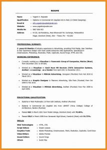 Arts Resume Template - 34 Lovely Captivate Templates
