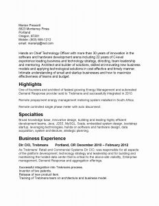 Attorney Resume Template - Paralegal Resume Objective Fresh attorney Resume Samples Best