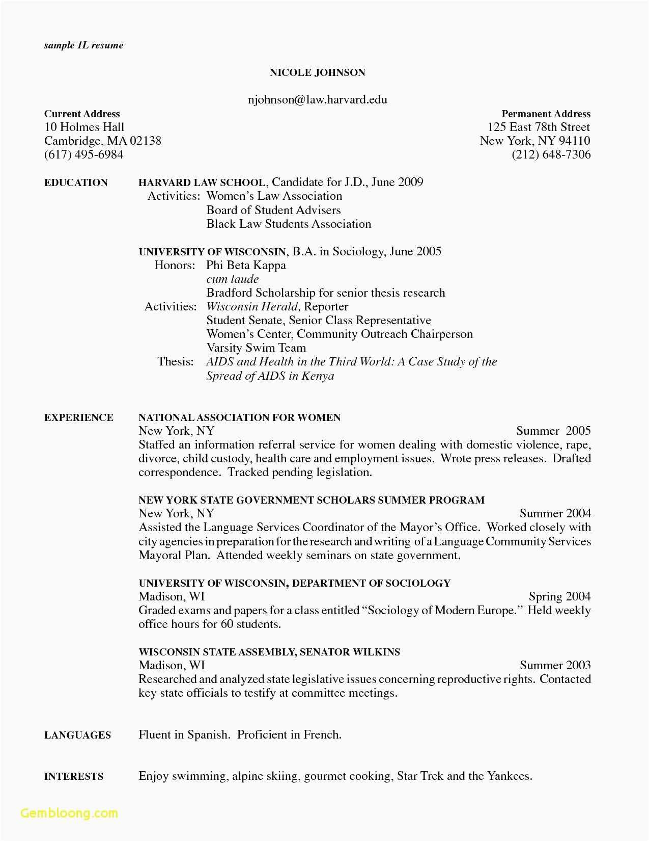 attorney resume template example-Free Legal Resume Template Best Law Student Resume Template Best Resume Examples 0d Simple 7-c