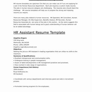 Babysitters Resume Template - 37 Charming Nanny Job Description for Resume H9a