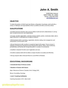 Babysitters Resume Template - Babysitter Resume Sample Lovely Resume Template Samples Nanny Resume