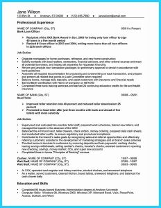 Bank Teller Resume Template - Teller Resume Sample Lovely Example Resume Objectives Scholarship