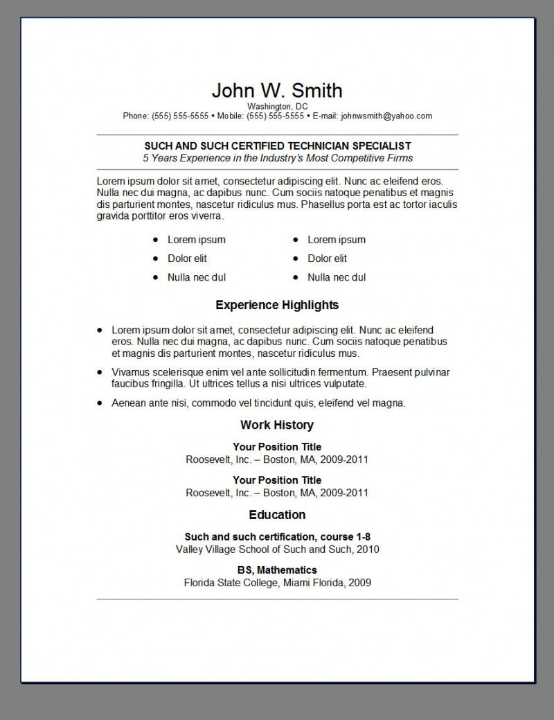 best resume template reddit example-Best Resume Templates Reddit 13-q