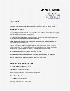 Biology Resume Template - 20 Awesome Biology Resume Template