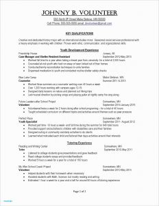 Blue Collar Resume Template - Sample Resume Templates Writing A Resume Template Unique Pr Resume