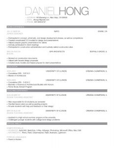 Careercup Resume Template - Careercup Resume Template Talktomartyb