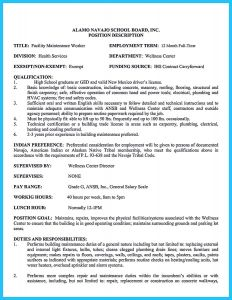 Carpenter Resume Template - Awesome Tips You Wish You Knew to Make the Best Carpenter Resume