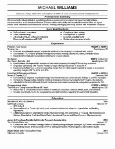 Chinese Resume Template - Government Resume Examples Unique Fresh Government Resume Lovely