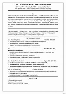 Cna Resume Template Microsoft Word - Resume Templates Free Download Word Elegant Admin Executive Resume
