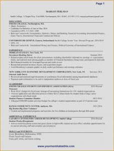 College Golf Resume Template - Updating Your Resume 2016 Inspirational What Goes A Resume for Nurse