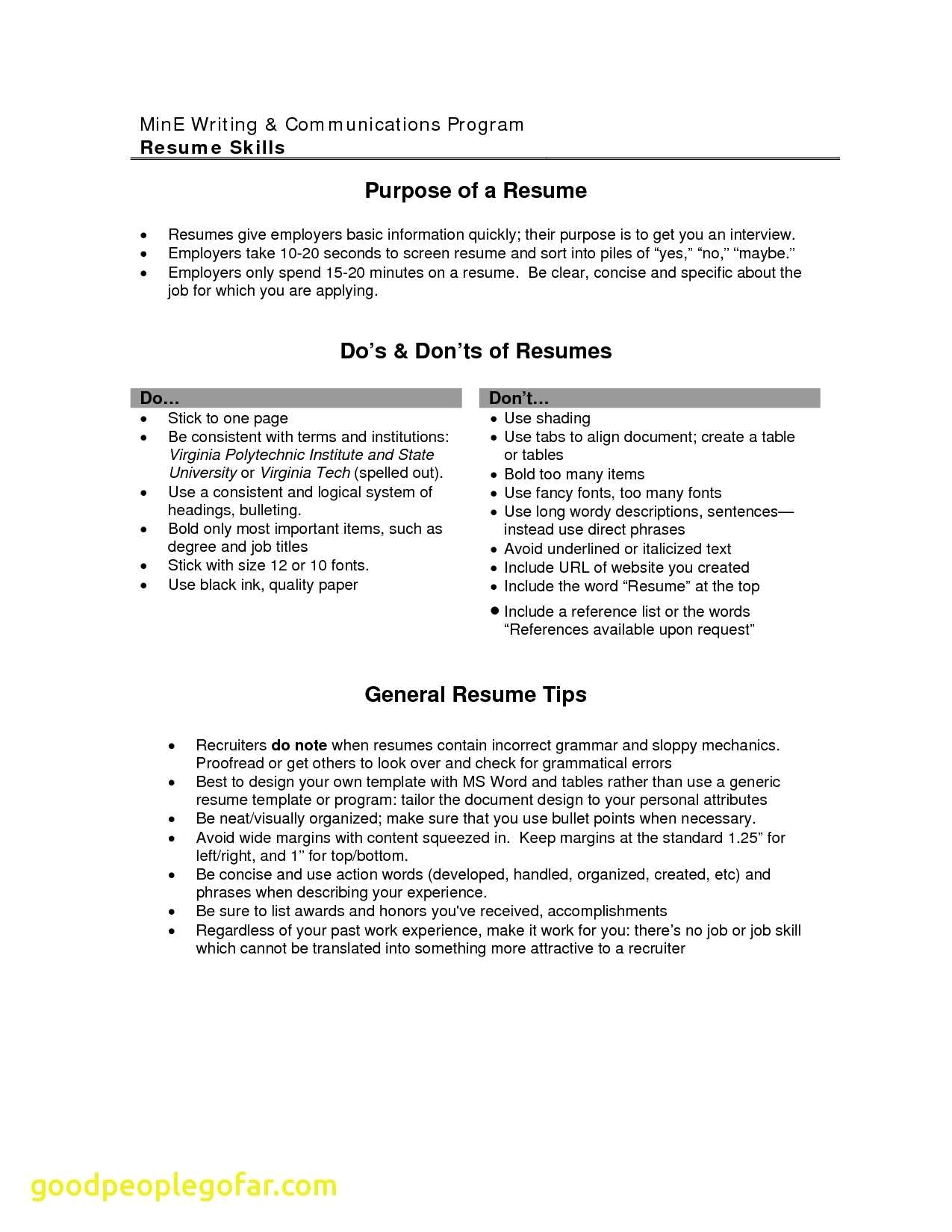 computer technician resume template example-Elegant Entry Level Resume sorority Resume 0d Things to Put Resume New It Professional 5-e