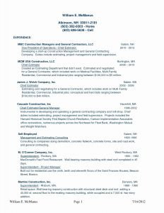 Construction Manager Resume Template - Construction Manager Pros and Cons