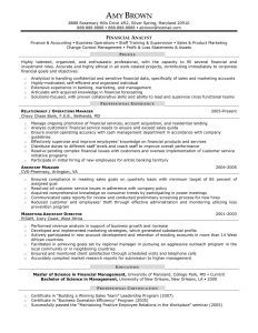 Consultant Resume Template - Senior Financial Analyst Resume Sample Best Lovely Consulting Resume
