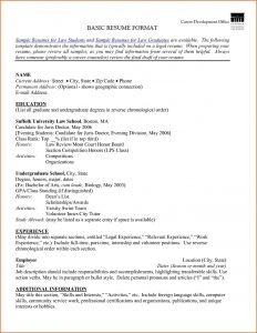 Counseling Resume Template - 25 Luxury Counselor Resume