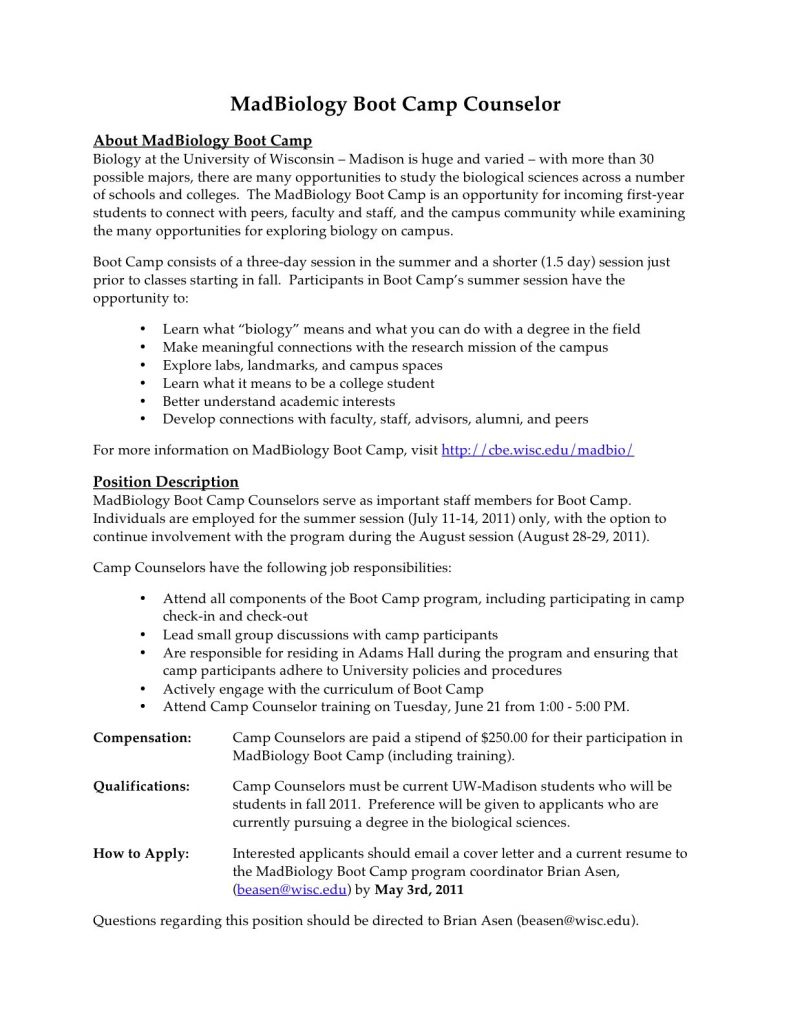 13 Counselor Resume Template Examples | Resume Ideas