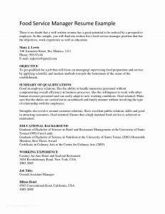 Culinary Resume Template - Awesome Private Chef Jobs Hampshire I Blog What I Eat