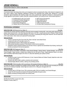 Culinary Resume Template - Cook Resume Sample Awesome Executive Chef Resume Berathen Resumes