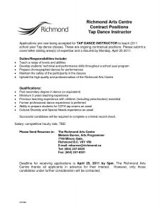 Dance Teacher Resume Template - Dance Teacher Resume Inspirationa Free Downloads Dance Teacher