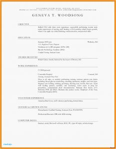 Data Science Resume Template - Data Scientist Resume 55 Luxury Puter Science Resume Template Resume