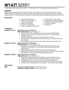 Diesel Mechanic Resume Template - Help Desk Technician Resume Beautiful Mechanic Resume Example Lovely