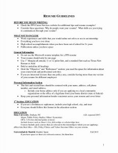 Duke Resume Template - Ac Plishments for Resume Best Unique Federal Government Resume