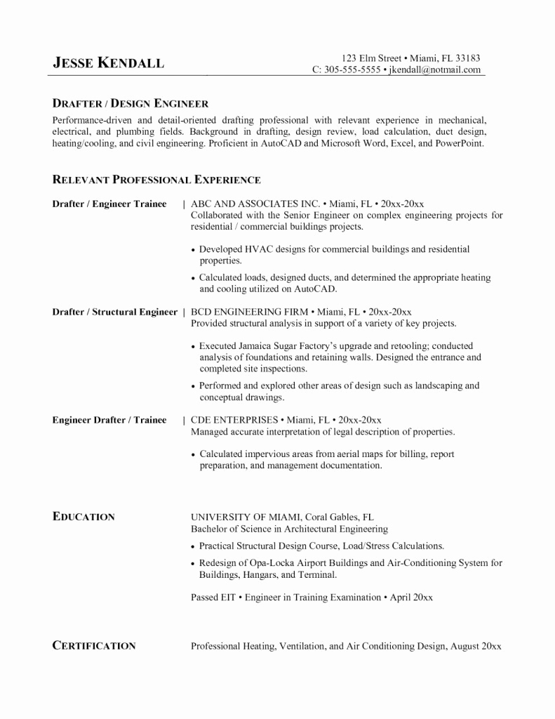 11 Electrician Resume Template Collection Resume Ideas