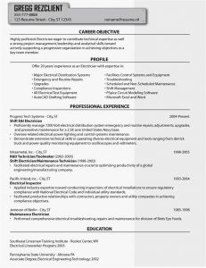 Electrician Resume Template Microsoft Word - Electrician Resume Examples Inspirational 23 Electrician Resume