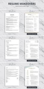 Etsy Resume Template - 8 Best Etsy Resume Templates Images On Pinterest