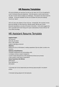 Event Planner Resume Template - 20 Fresh Resume Template Professional Free Resume Templates