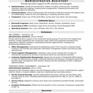 Executive assistant Resume Template Word - Azure Resume Pretty Resume Template Executive assistant Beautiful