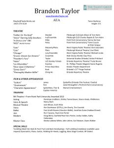 Film Crew Resume Template - Resumes Film Resume Template Luxury theatre Resume Example