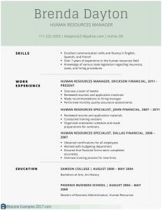 Finance Resume Template - Resume Templates for Finance Professionals