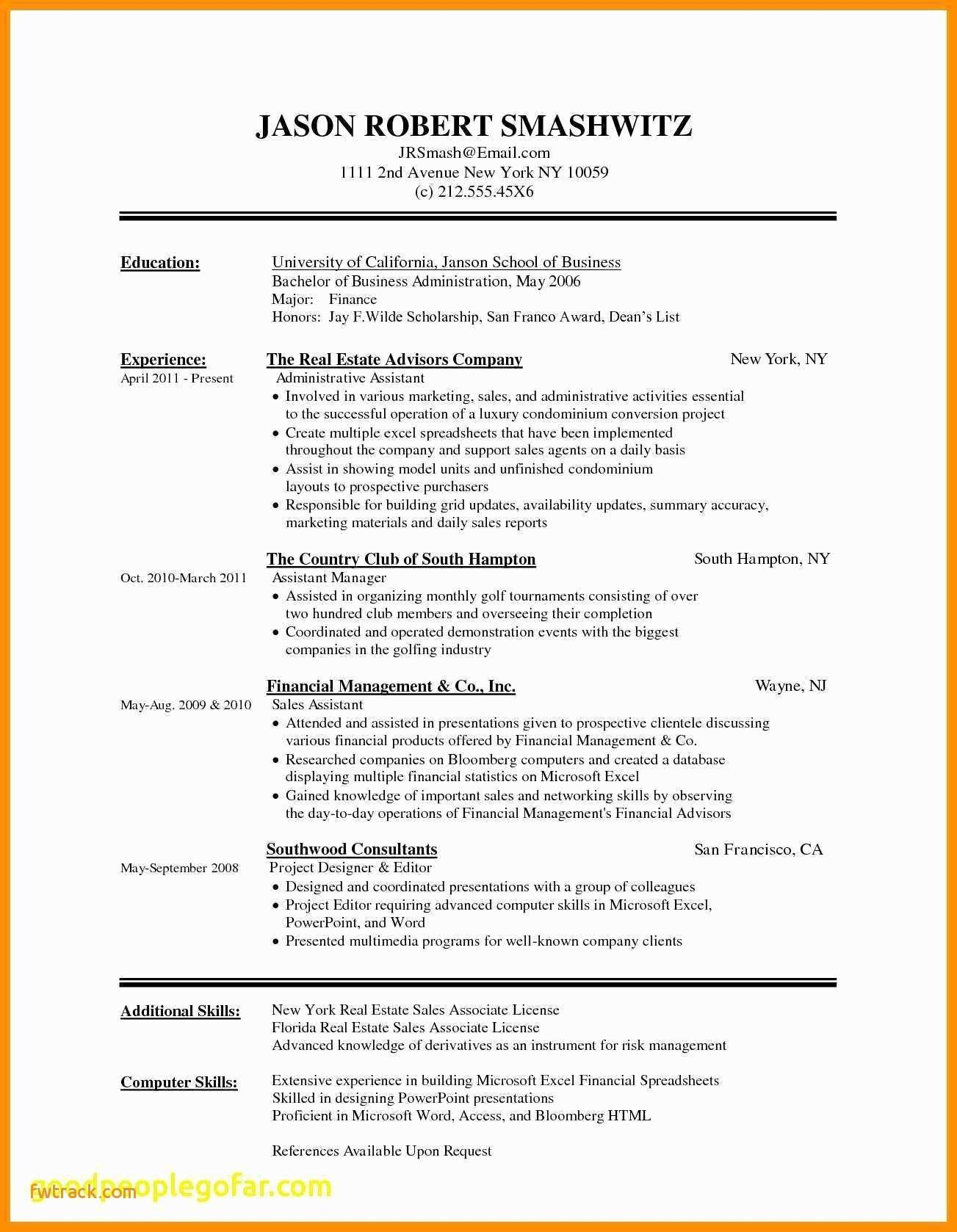 finance resume template word example-Resume Templates for Pages 9-k