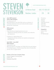 Fine Artist Resume Template - Cv Visual Resume New Beautiful Examples Resumes Ecologist Resume 0d