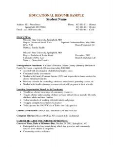 Firefighter Resume Template - Firefighter Resume Template