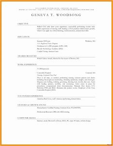 Flight attendant Resume Template - Flight attendant Resume Examples Unique How to Write A Cover Letter