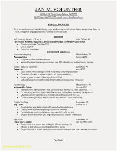 Food Service Resume Template - Food Service Resume Examples