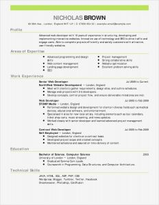 Fox School Of Business Resume Template - 17 How to Write A Killer Resume