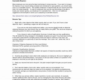 General Labor Resume Template - Resume for General Labor Resume Templates for E Job History – Free