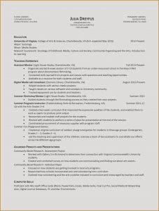 Geology Resume Template - College Resume Examples New Geologist Resume Template Elegant