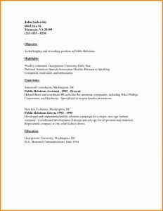 Georgetown Resume Template - Truck Driver Resume Examples Easy Resume Builder Best Easy Resume
