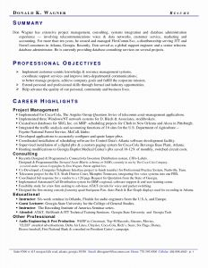 Georgia Tech Resume Template - Georgia Tech Resume Template New Resume Professional Summary