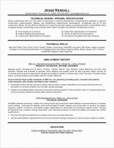 Georgia Tech Resume Template - 30 Quality Engineer Resume Sample